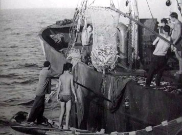 Улов. Вітовські рибалки