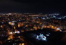 С высоты птичьего полета: Корабельный район ночью