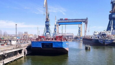 Photo of На заводі «Океан» відремонтували судна для європейської компанії