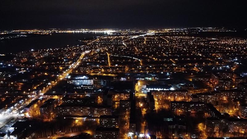 ночь в Корабельном районе