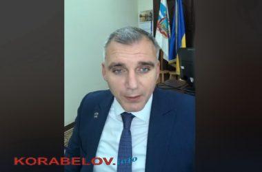 Александр Сенкевич во время прямого эфира