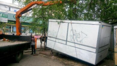 Photo of В Николаеве торговцы и депутаты сопротивлялись демонтажу незаконных МАФов