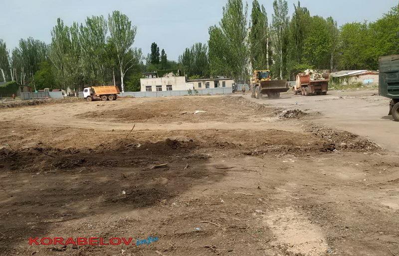 """подготовка к строительству новой """"инфекционки"""" в Корабельном районе"""