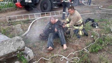 Photo of В Корабельном районе бездомный устроил пожар в коллекторе теплотрассы