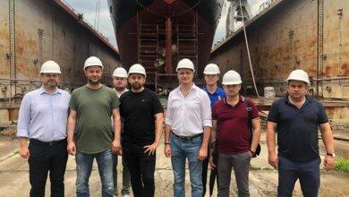 Арахамия пообещал стать инвест-няней для завода «Океан» (видео) | Корабелов.ИНФО