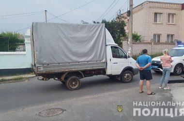 «Газель» в Николаеве сбила двух маленьких девочек: их доставили в больницу | Корабелов.ИНФО