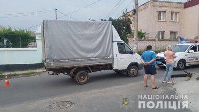 «Газель» в Николаеве сбила двух маленьких девочек: их доставили в больницу   Корабелов.ИНФО