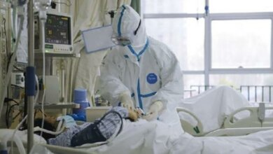 В Южноукраинске больница, принимающая пациентов с коронавирусом, заполнена на 100%   Корабелов.ИНФО image 1