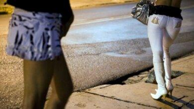 Photo of 416 проституток нашла полиция в Украине