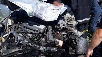 На Николаевщине лоб в лоб столкнулись фура и «Шкода»: 4 пострадавших | Корабелов.ИНФО image 1