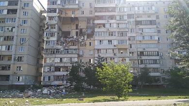 В многоэтажном доме в Киеве произошел взрыв газа – погибли двое людей (видео)   Корабелов.ИНФО