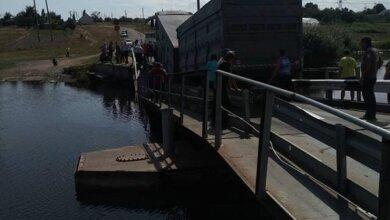 В Витовском районе под фурой снова обвалился мост   Корабелов.ИНФО image 2