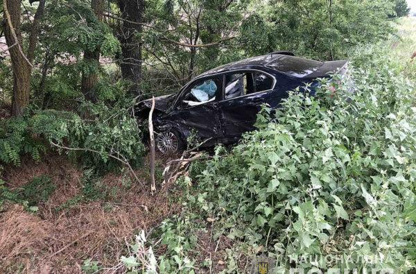 В Витовском районе столкнулись BMW и грузовик: 4 пострадавших, в том числе 5-летний ребенок | Корабелов.ИНФО image 1