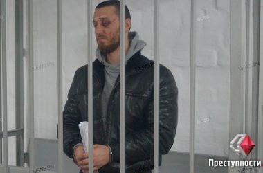 Рецидивиста Богомяткова, обвиняемого в убийстве дальнобойщика, выпустили из СИЗО за 100 тыс.грн.   Корабелов.ИНФО