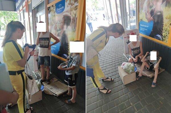 Нарушители: в Николаеве дети 9-ти и 13-ти лет торговали на рынке без родителей | Корабелов.ИНФО