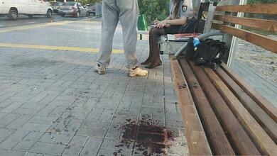 Photo of Стрельба на остановке в Николаеве: ранены два человека
