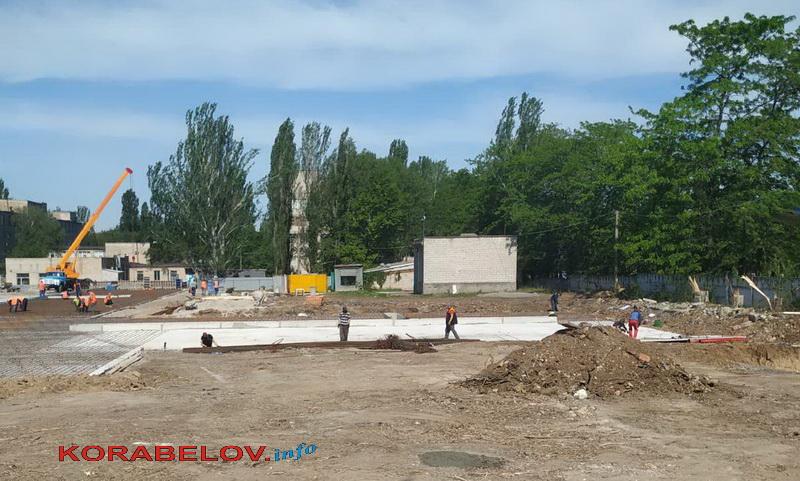 """строительство новой """"инфекционки"""" в Корабельном районе"""
