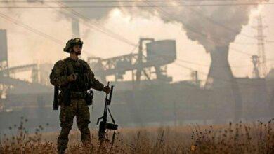 На Донбассе за сутки ранены трое украинских военных   Корабелов.ИНФО