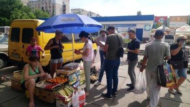 Photo of Складено два протоколи: у Корабельному районі провели черговий рейд проти незаконної торгівлі