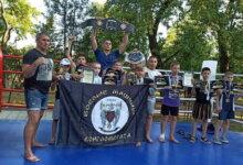 """Photo of """"Короли Ринга"""" привезли в Николаев 9 золотых медалей и 2 чемпионских пояса"""