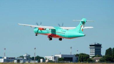 600 грн: в субботу из аэропорта Николаева стартуют регулярные рейсы в Киев | Корабелов.ИНФО