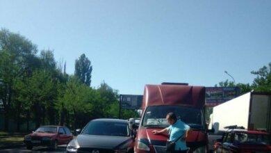 "Photo of ДТП возле Широкобальского моста: ""маршрутка"" обгоняла ""Мазду"" по встречке"