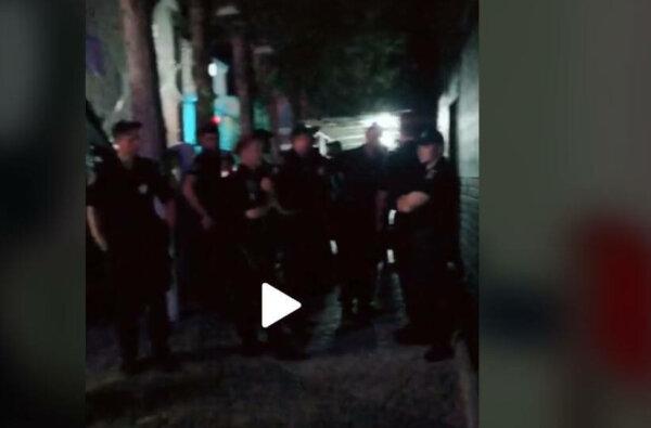 Охранники клуба схватили офицера полиции за руки: подробности кражи телефона в Коблево | Корабелов.ИНФО