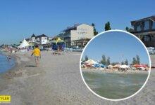 Photo of Украинцы раскритиковали Коблево: вода теплая, но очень грязная. ВИДЕО