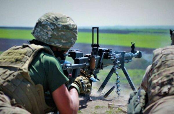 Бои на Донбассе: за прошлые сутки ранен украинский боец, у наемников РФ – трое погибших   Корабелов.ИНФО