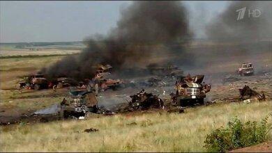 Photo of 11 июля 2014 года. Российская армия убила 37 украинских военных под Зеленопольем