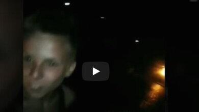 Photo of Со смехом и матами: ночью подростки в Николаеве трижды потушили Вечный огонь. Видео 18+