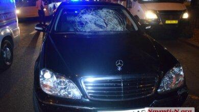 В Николаеве «Мерседес» сбил пешехода на переходе   Корабелов.ИНФО image 1