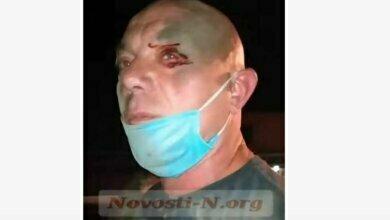 Photo of На Николаевщине патрульные уложили пьяного подполковника лицом на асфальт (видео)