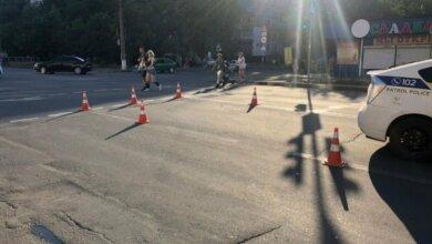 Умерла в реанимации женщина, которую сбил микроавтобус в Николаеве | Корабелов.ИНФО