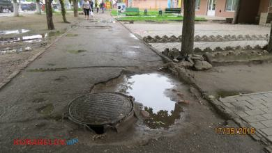 Photo of Более, чем за миллион: в Корабельном отремонтируют тротуар на одном квартале