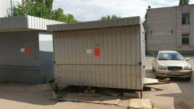 Photo of У Корабельному районі знесли 8 незаконних кіосків