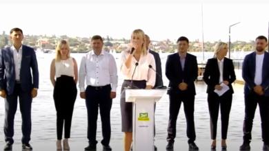 Зеленскому в Николаеве представили команду «Слуг народа», которая будет участвовать в местных выборах (Видео)   Корабелов.ИНФО