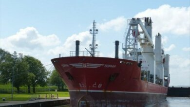 Капитан судна, которое планировало зайти в николаевский порт, скончался в больнице от COVID-19 | Корабелов.ИНФО