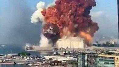 Photo of В Бейруте в порту прогремел мощный взрыв: разрушено полгорода (ВИДЕО)
