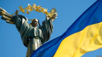 Украина отмечает 29-ю годовщину независимости (Онлайн)   Корабелов.ИНФО