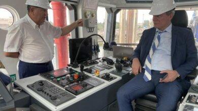 Photo of Вице-премьер Украины посетил завод «Океан» и ознакомился с возможностями предприятия