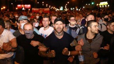 Photo of Беларусь после буйной ночи: 1 погибший, есть раненые, 120 задержанных (видео)