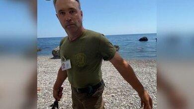 В оккупированном Крыму казаки с плетками прогоняют отдыхающих с пляжа (видео) | Корабелов.ИНФО