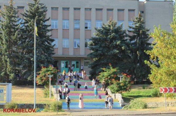 Родители - за забором... Самый необычный День знаний в школах Корабельного (Фото) | Корабелов.ИНФО image 11