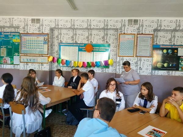 Родители - за забором... Самый необычный День знаний в школах Корабельного (Фото) | Корабелов.ИНФО image 16
