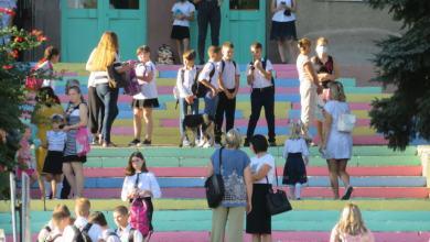 Родители - за забором... Самый необычный День знаний в школах Корабельного (Фото) | Корабелов.ИНФО image 8