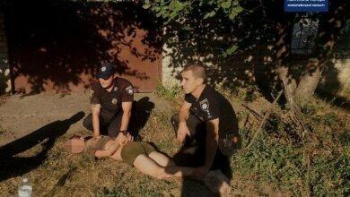 Патрульні в Корабельному районі допомогли шпиталізувати неадекватного чоловіка | Корабелов.ИНФО