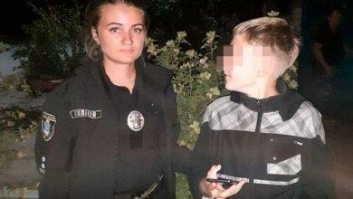 Photo of В Лиманах полиция нашла 12-летнего мальчика, убежавшего смотреть на ветряки