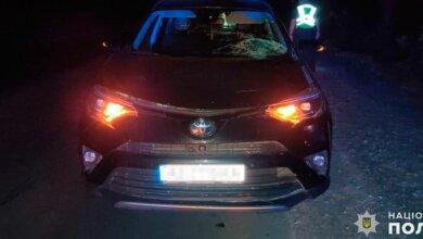 В Витовском районе Toyota сбила насмерть 26-летнего военнослужащего | Корабелов.ИНФО