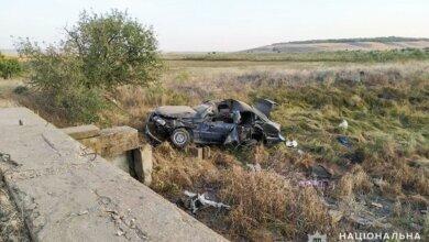 На Николаевщине Opel слетел в кювет - погиб пассажир авто | Корабелов.ИНФО